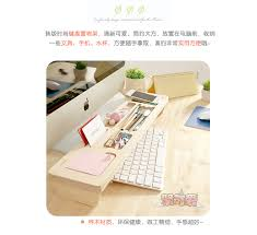 Personalized Desk Organizer 2018 Wholesale Fashion Wooden Desk Organizer Office Stationery