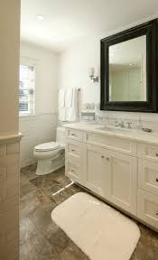 Bathroom Chair Rail Ideas Bathroom Grey And White Bathroom Ideas Bathroom Chair Rail Average