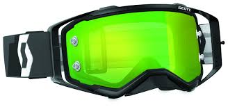 motocross goggles tinted scott prospect goggles revzilla