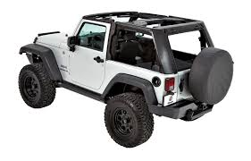 jeep frameless soft top bestop trektop pro hybrid jeep wrangler parts