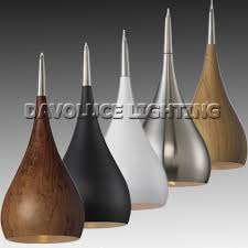 Modern Pendant Lights Australia Zara Timber Look Pendants From Davoluce Lighting