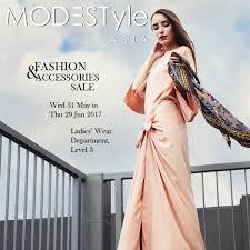 celebrate modest fashion festival takashimaya modestyle