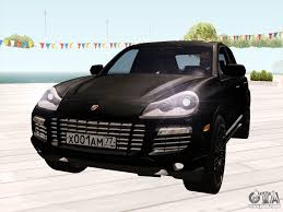 porsche cayenne 2010 porsche cayenne turbo s 2010 stock for gta san andreas