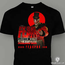 t shirt design sinister visions t shirt design for haunted houses haunted