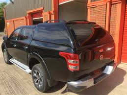 mitsubishi l200 mitsubishi l200 series 5 2015 on hardtops tonneau covers
