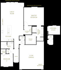 Dual Master Bedroom Floor Plans by Orchard Walk Homes For Sale In Orange County Floor Plans