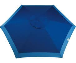 Beech Umbrella Rio 7 Ft Market Style Beach Umbrella Pacific Blue Things For