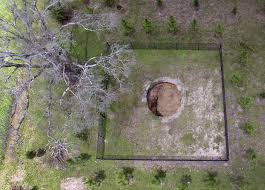 Sinkhole Florida Map by Engineers Fill Fatal Sinkhole That Reopened Near Tampa Orlando