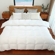 Featherbedding Sidanda New 95 White Goose Down Duvet Comforter Eiderdown Quilt