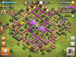 clash of clans farming guide clash of clans base designs town hall level 8 1337 wiki