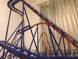 jeffrey scott u0027s amazing theme park and roller coaster models