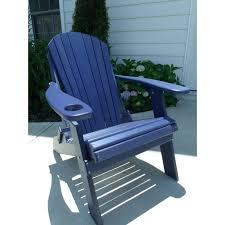 poly adirondack folding chair