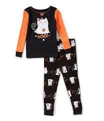 halloween pjs for girls kids girls pajamas dillards com