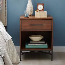Solid Walnut Bedroom Furniture by City Storage Nightstand Walnut Madrona Furniture Pinterest