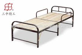 Single Folding Bed Popular Of Metal Folding Bed With 2015 New Design Cheap Metal