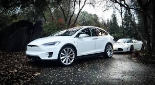 today you can spec any tesla model x version online