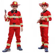 Halloween Childrens Costumes Cheap Firefighter Halloween Costumes Aliexpress