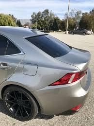 lexus sc300 spoiler installed rear roof spoiler pics clublexus lexus forum