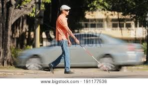 Blind Man Cane Blind Man Images Illustrations Vectors Blind Man Stock Photos