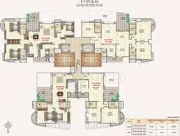 2 Bhk Home Design Layout by 100 2bhk Plan 2 Bhk And 3 Bhk Floor Plans Of Greens Pune