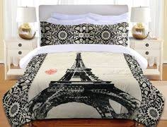 Paris Bedding Set  Living Home Decor Briscoes Classic - Eiffel tower bedroom ideas