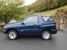 suzuki grand vitara 1 6 16v sport convertible car for sale