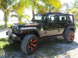 jeep wrangler orange jeep models available to rent in key west