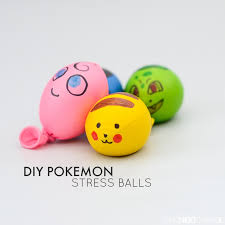diy stress balls and next comes l