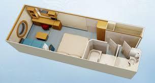 Disney Magic Floor Plan Disney Cruise Line Staterooms Deluxe Oceanview Stateroom