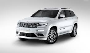 white jeep 2016 wallpaper jeep grand cherokee summit paris auto show 2016