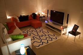Living Room Simple Decorating Ideas Classy Design Dfc Pjamteencom - Simple decor living room