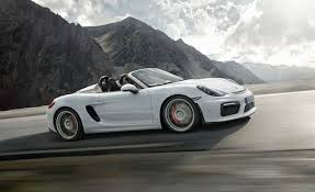 porsche spyder 2017 2016 porsche boxster spyder test u2013 review u2013 car and driver