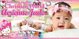 layout for tarpaulin baptismal sle tarpaulin layout hello kitty template get layout