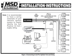 Ford 302 Distributor Wiring Diagram Electronic Ignition Tach Install Install A Tach In A Dis Car