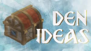 Den Ideas Animal Jam Den Ideas Youtube