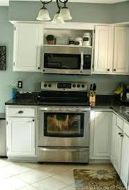 shelves mesmerizing kitchen cabinets microwave shelf for terrific