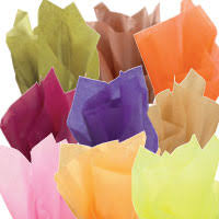 gift tissue paper solid colored tissue paper gift packaging tissue paper