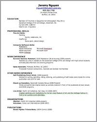 How Do I Get A Resume Template On Word Build A Resume Free Resume Template And Professional Resume