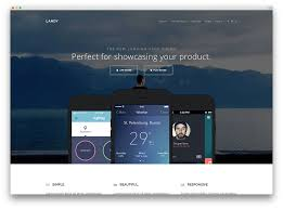 themes for mobile apps 20 best landing page wordpress themes for apps products services