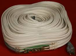 Wrap On Roof And Gutter Cable by 31100 100foot 200w 120v Pipe Heat Cable