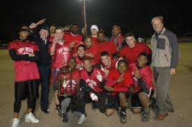 Red Flag Football Unbeaten 78th Mdg Wins Flag Football Intramural Title U003e Robins Air