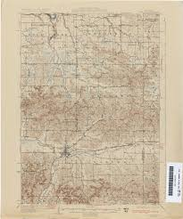 topo maps wisconsin historical topographic maps perry castañeda map collection ut