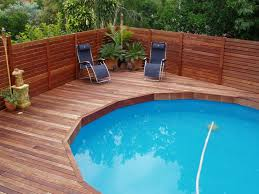 Landscaping Around A Pool by Best 25 Deck Landscaping Ideas Only On Pinterest Pool Furniture