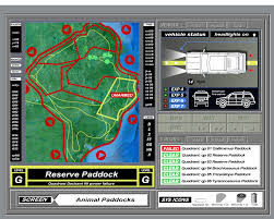 Jurassic Park Map Nedry U0027s Computer Screens In Jurassic Park 8 Hi Def Photos