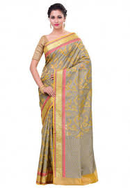 Buy Green Plain Cotton Silk Cotton Sarees Designer Cotton Sarees Online Shopping India