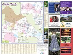 Georgia Tech Map Liberty County Georgia Hospitality Commerce