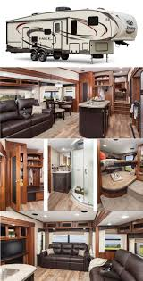 Front Living Room 5th Wheel by Best 25 Fifth Wheel Living Ideas On Pinterest Rv Storage