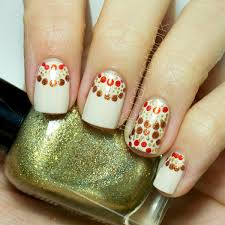 fall thanksgiving nail art nails design thanksgiving beautify themselves with sweet nails