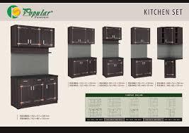 harga kitchen set lemari kitchen set murah minimalis harga