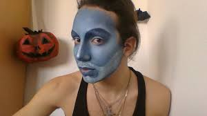 halloween airbrush makeup king of ocean makeup tutorial the halloween chronicles by xyx